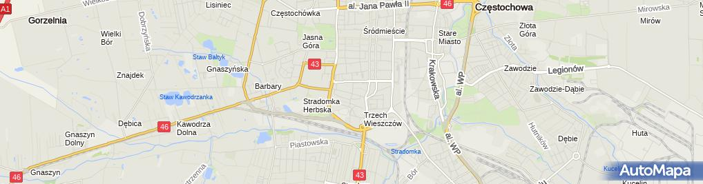 Zdjęcie satelitarne Marcin Włodarek