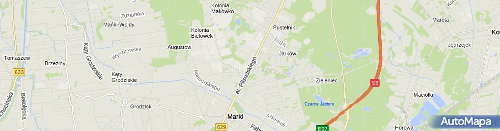 Zdjęcie satelitarne Margus Gustowski Ryszard Handor Marzena