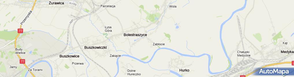 Zdjęcie satelitarne Mariusz Pańko Demobile-Trade Firma Handlowo-Usługowo-Transportowa