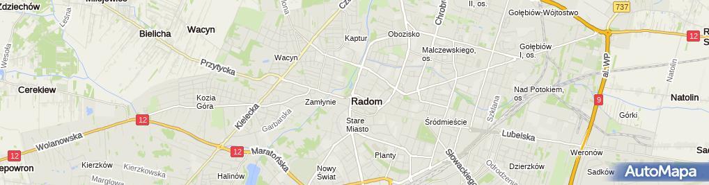 Zdjęcie satelitarne Mariusz Potrzebowski Wspólnik Spółki Cywilnej Polmedia