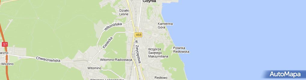 Zdjęcie satelitarne Marta Dunajska-Gawron