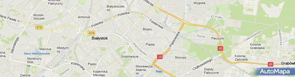 Zdjęcie satelitarne Marta Zajko