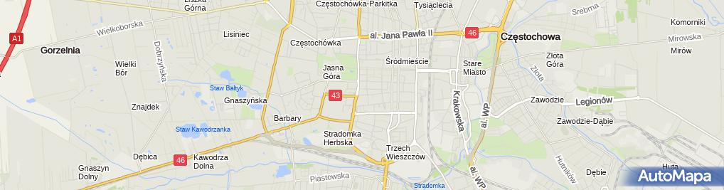 Zdjęcie satelitarne Martyna Paciorkowska