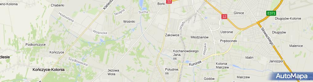 Zdjęcie satelitarne Merc Paweł Sławiński