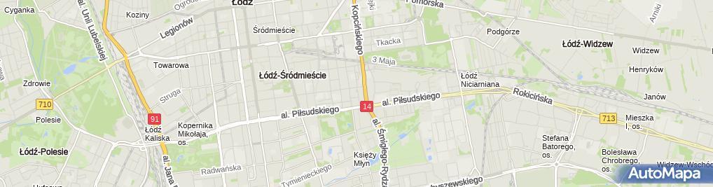 Zdjęcie satelitarne MGR Lektor Języka Angielskiego
