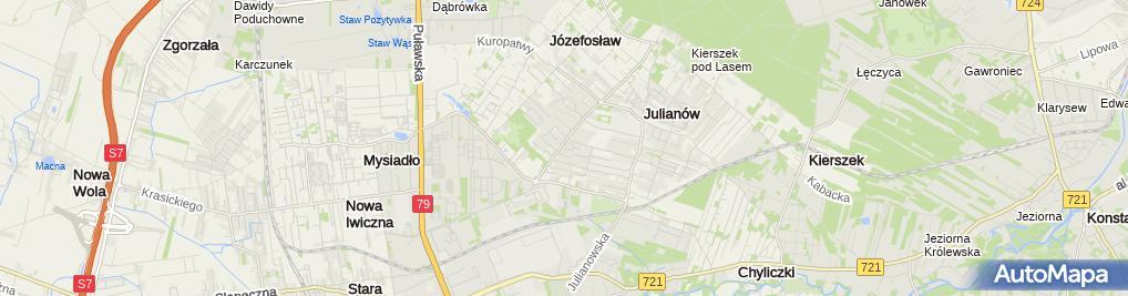 Zdjęcie satelitarne MIKA