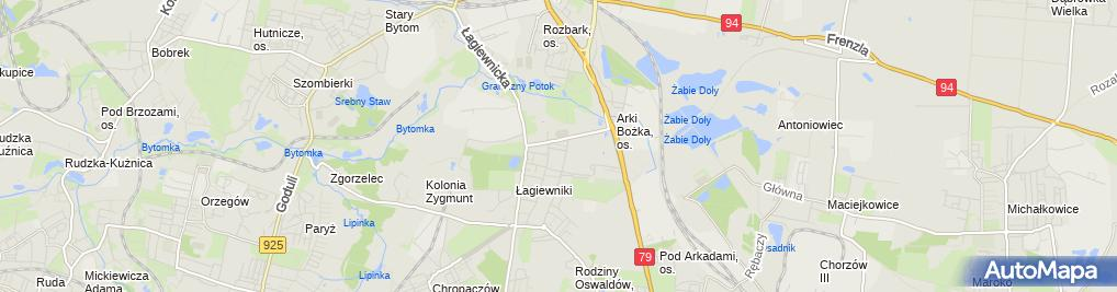 Zdjęcie satelitarne Mirosław Dylda - Działalność Gospodarcza