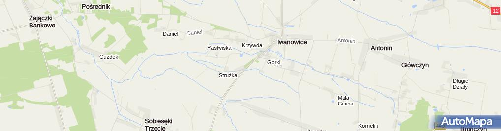 Zdjęcie satelitarne Mixpasz Michał Ziółkowski