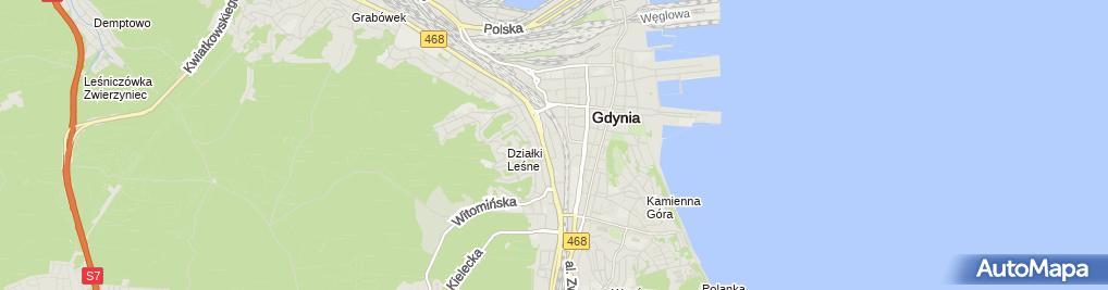 Zdjęcie satelitarne MobiLink