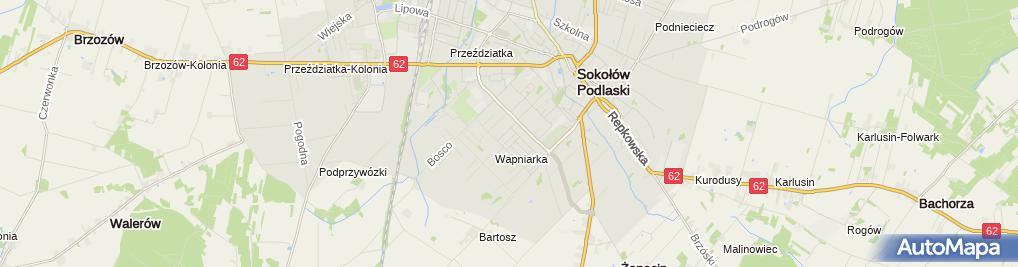 Zdjęcie satelitarne Multicom Iwona Kublik Radosław Rybak Ryszard Kuczyński