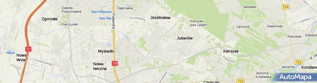 Zdjęcie satelitarne Music Please / Showtechnika