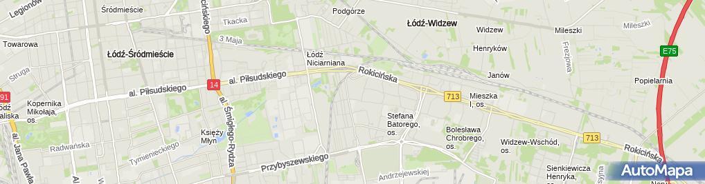 Zdjęcie satelitarne Neotime Joanna Misztal Krystyna Schneider