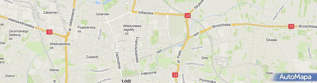 Zdjęcie satelitarne Nowiński i Spółka Bronisława Nowińska Andrzej Nowiński