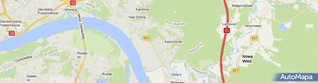 Zdjęcie satelitarne Orłowski Krzysztof Topiko Przedsiębiorstwo Produkcyjno Handlowo Usługowe