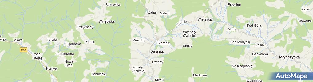 Zdjęcie satelitarne Paweł Komin