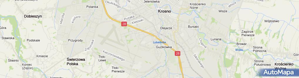 Zdjęcie satelitarne Paweł Makulski - Działalność Gospodarcza