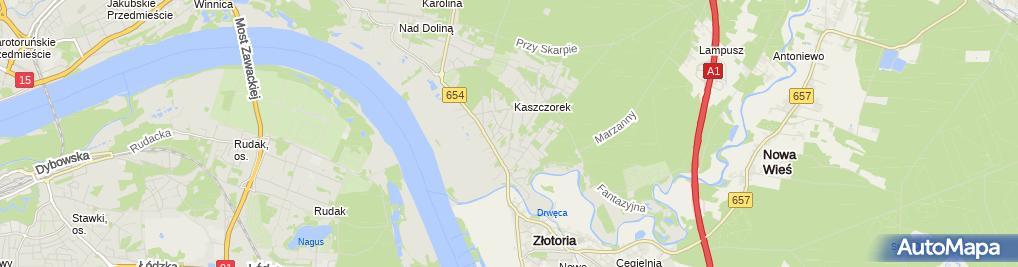 Zdjęcie satelitarne Paweł Olkiewicz