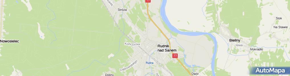 Zdjęcie satelitarne Paweł Szpytma It-Stream