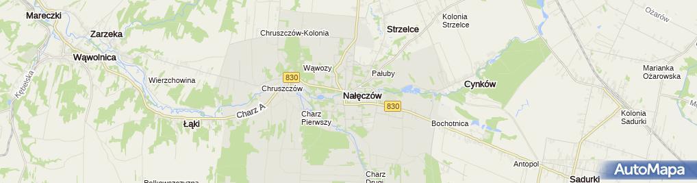 Zdjęcie satelitarne Paweł Wójcik