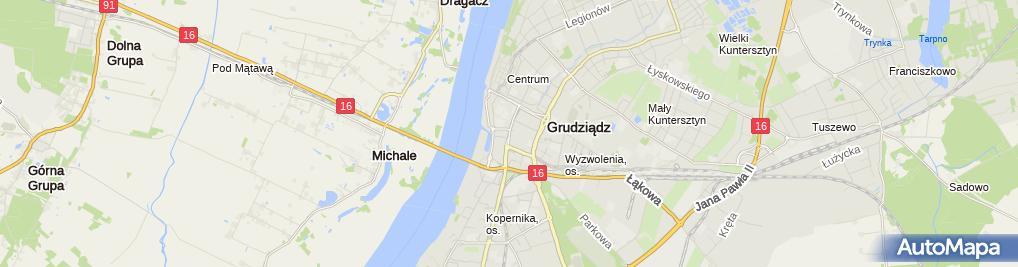 Zdjęcie satelitarne Piekarnia, Ciastkarnia Ryszard Kobylski