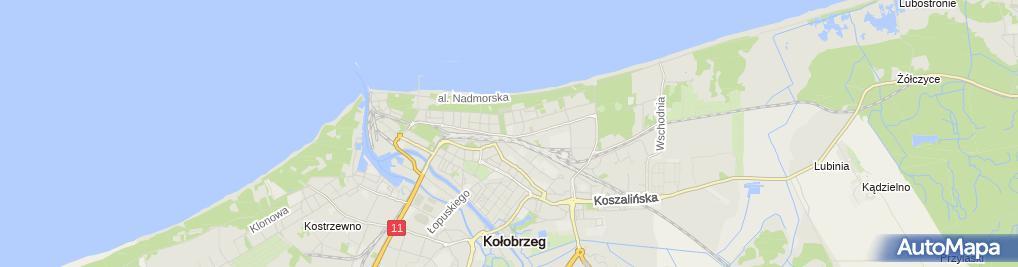 Zdjęcie satelitarne Policealna Szkoła Dla Dorosłych nr 2