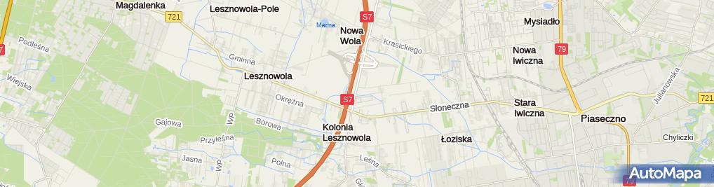 Fantastyczny Polski Komfort, Postępu 22, Kolonia Lesznowola 05-506 QX13