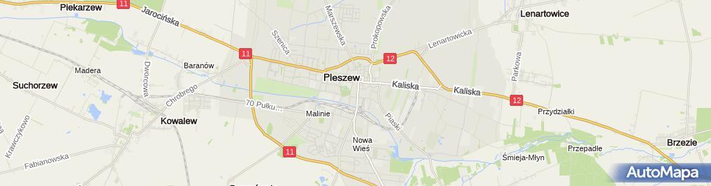 Pracownia Budowlana Sienkiewicza 22 Pleszew 63 300