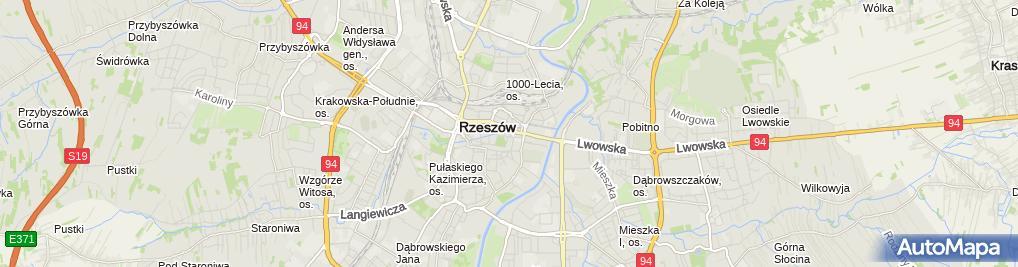 Zdjęcie satelitarne Pracownia Dekoracji Okiennych i Wnętrz - Ewelina Głowacz