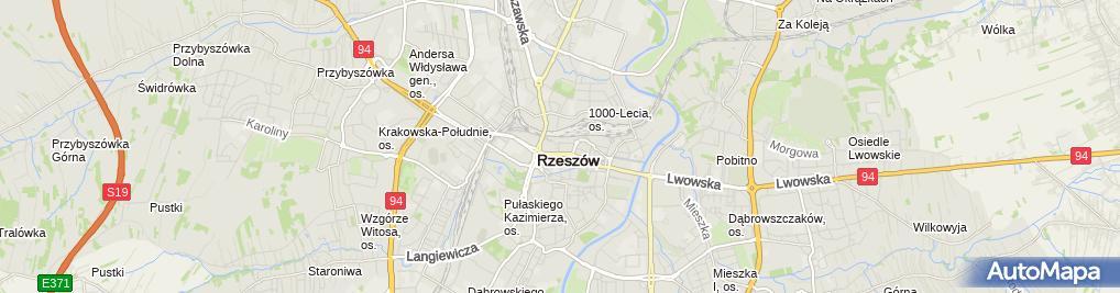"""Zdjęcie satelitarne Pracownia Złotnicza """"BM"""","""