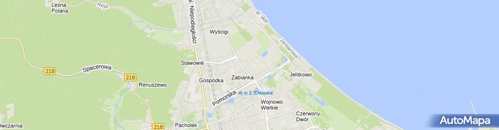 Zdjęcie satelitarne Prime Katarzyna Tomaszewska