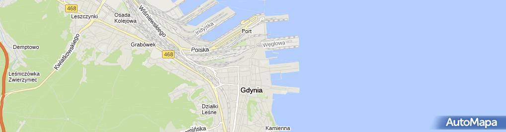 Zdjęcie satelitarne Projektyit Com