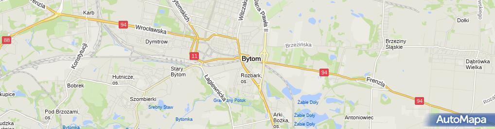 Zdjęcie satelitarne Promo Idea