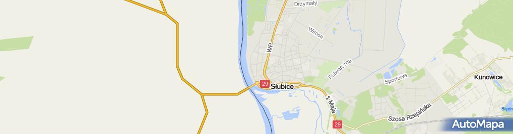 Zdjęcie satelitarne Prywatna Praktyka Pielęgniarska