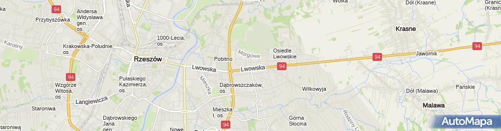Zdjęcie satelitarne Prywatny Gabinet Lekarski Lek.Med.Dariusz Mazurczak