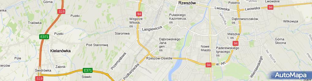 Zdjęcie satelitarne Przedsiębiorstwo Produkcyjno Handlowe Medikon