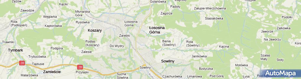 Zdjęcie satelitarne Przemysław Antkiewicz