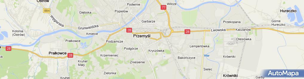 Zdjęcie satelitarne Przemysław Banasik