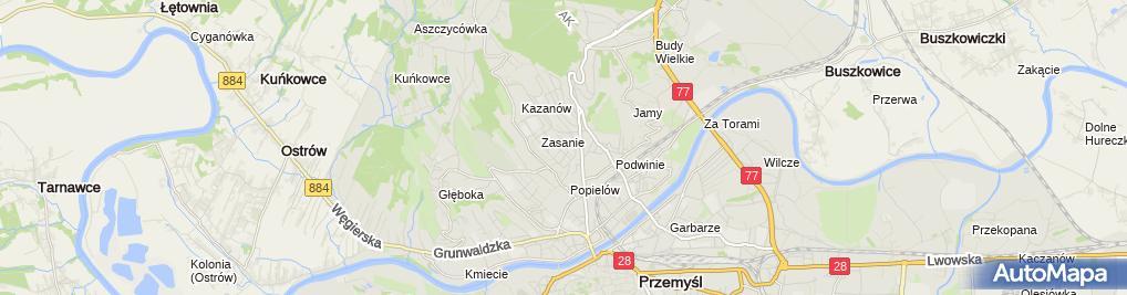 Zdjęcie satelitarne Przemysław Górniak