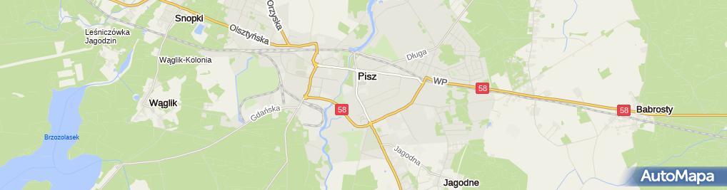 Zdjęcie satelitarne Puchalski Stanisław