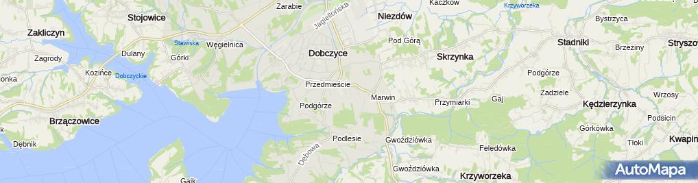 Zdjęcie satelitarne Radosław Stoch