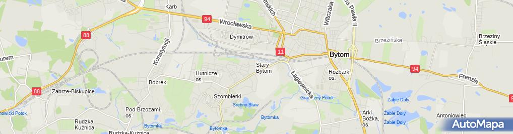 Zdjęcie satelitarne Ram Aleksandra Kuczkowska Robert Misztal Maciej Szymczuk