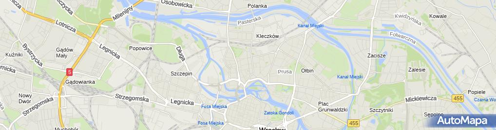 Zdjęcie satelitarne Ref-Tech Anna Balcer
