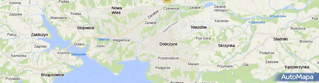 Zdjęcie satelitarne Robert Grzegorzak roburstudio.com