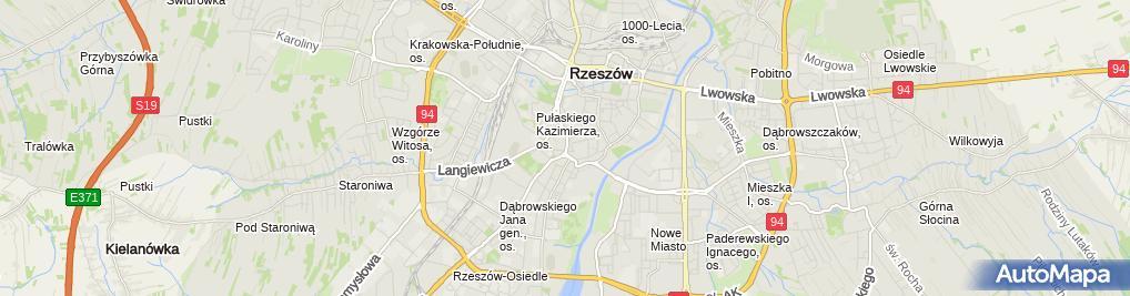Zdjęcie satelitarne Rood M Maksymowicz