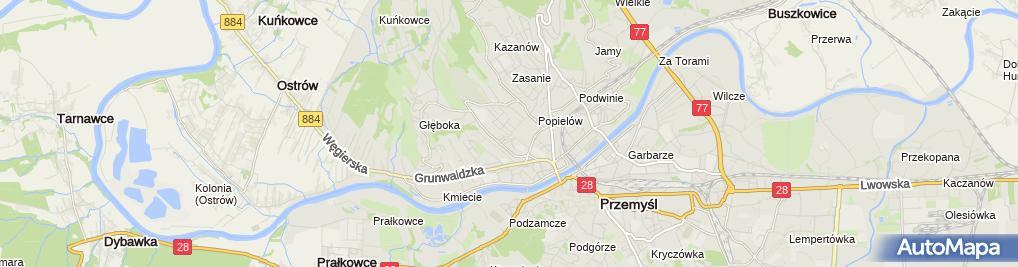 Zdjęcie satelitarne Rozbudowa Siatki Marketingowej