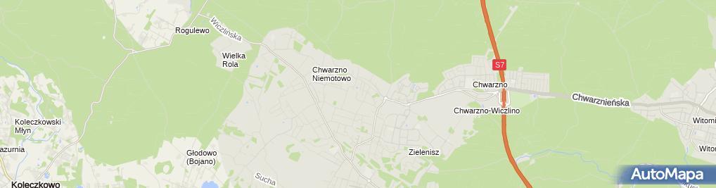 Zdjęcie satelitarne Service Instalacje Sanitarne C O Gazowe Remonty Budowlane