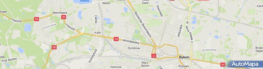Zdjęcie satelitarne Siemieniec Irena Siemieniec Sławomir