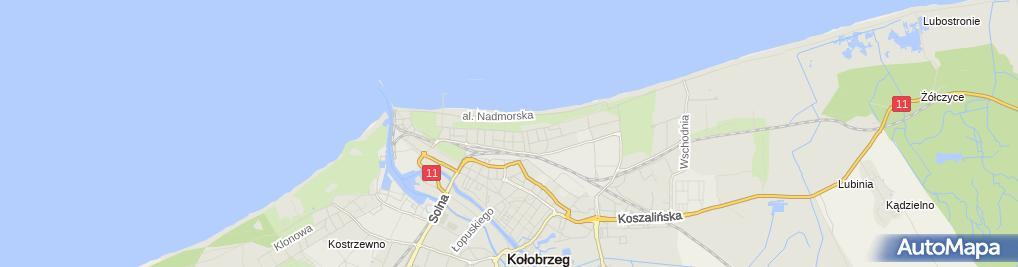 Zdjęcie satelitarne Sklep Zielarsko-Medyczny Kamille Małgorzata Iwanowska