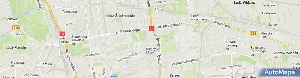 Zdjęcie satelitarne Skorpion Adam Jabłoński