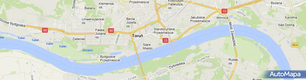 Zdjęcie satelitarne Sławomir Mentzen